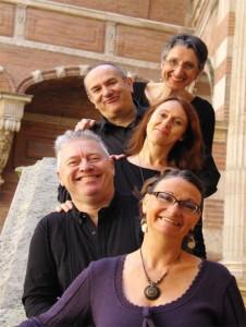 Eliette Parmentier, soprano ; Marie Géligné, alto ; Pierre Vié, ténor ; Bertrand Maon, baryton ; Danièle Andrieu, piano.