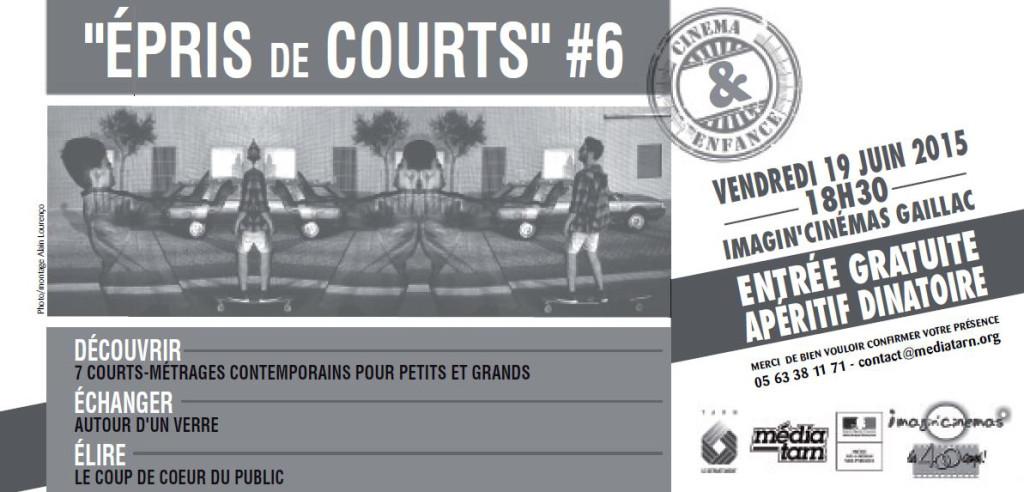 Epris de Courts 2015