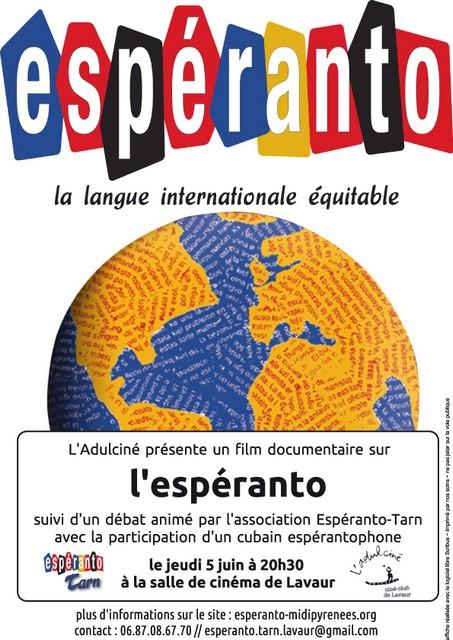Documentaire Espéranto