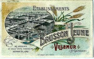 Établissements Brusson Jeune - Villemur sur Tarn