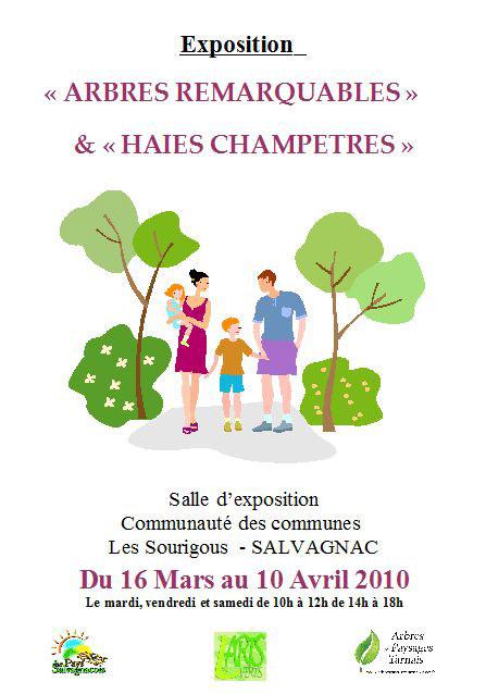"""""""Arbres remarquables"""" et """"haies champêtres"""""""