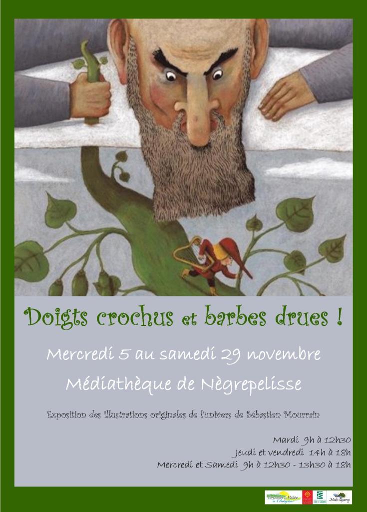 Doigts crochus et Herbes drues à Nàgrepelisse (82)