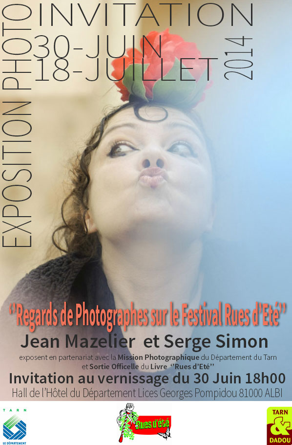 Regards de Photographes sur le festival Rues d'Eté