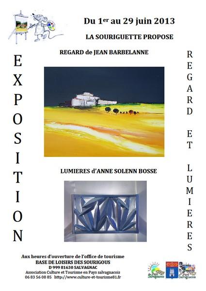 Exposition Jean BARBELANNE