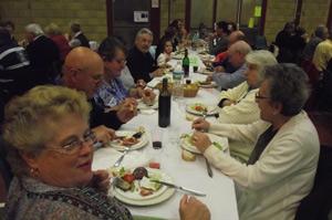 Fèsta Porcala 2011 - Repas