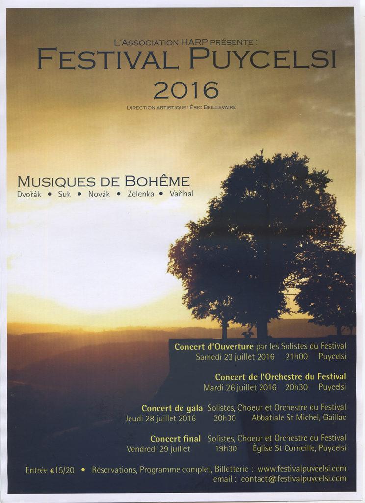 Festival Puycelsi-Grésigne ... à Puycelsi et Gaillac (81)