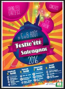 Festiv'été 2016 - Salvagnac (81)