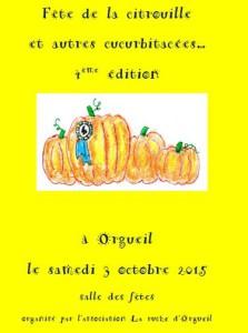 Fête de la Citrouille 2015 - Orgueil (82)