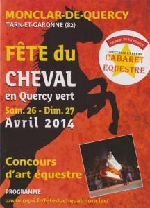 Fête du Cheval 2014
