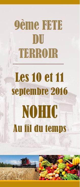 9ème Fête du Terroir ... à Nohic (82)