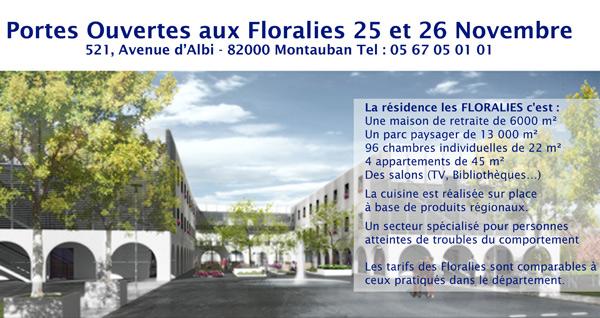 Les Floralies - Montauban (82)