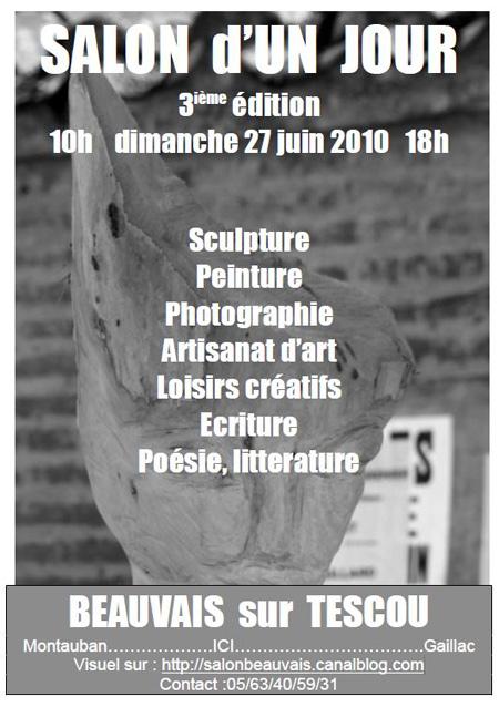 Beauvais sur Tescou (81)