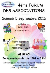 Forum des Associations - Albias (82)