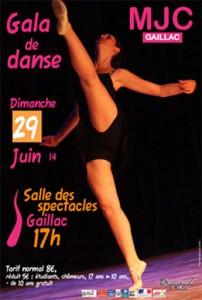 Gala de danse de la MJC de Gaillac