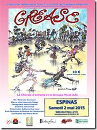 Grease - Comédie Musicale - Espinas (82)