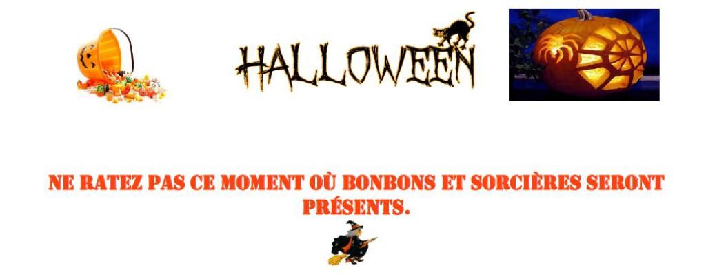 Halloween avec St No Livres à Saint-Nauphary (82)