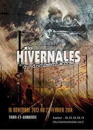 Hivernales du Documentaire 2014