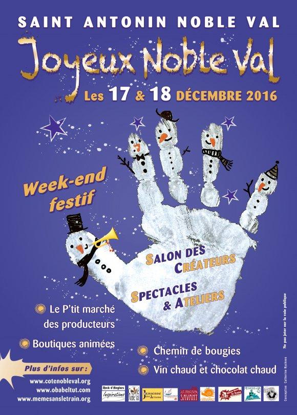 Joyeux Nobel Val ... à Saint-Antonin Noble Val (82)