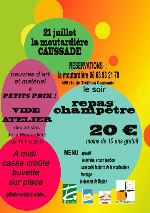 Vide Atelier à la Moutardière