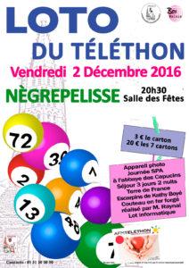 Téléthon - Nègrepelisse (82)