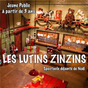 Les lutins zinzins et le Père Noël ... à Montauban (82)
