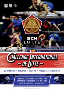 Challenge International de Lutte - Nègrepelisse (82)