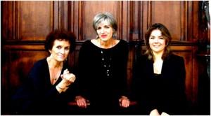 Trio Madamicella - Direction artistique : Nadine Rossello