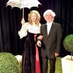Mademoiselle se marie.