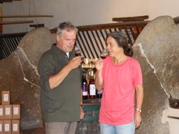 Ulrike et Roland Hoppenstedt - Domaine de Maillac (82)