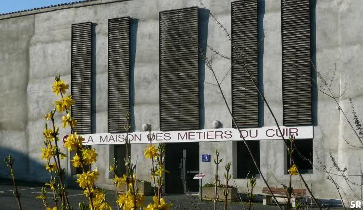 Maison des Métiers du Cuir. Graulhet (81)