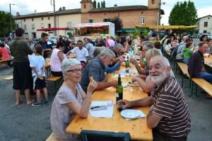 Marché Gourmand à Monclar de Quercy (82)