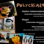 Ateliers et Stages Polychimères