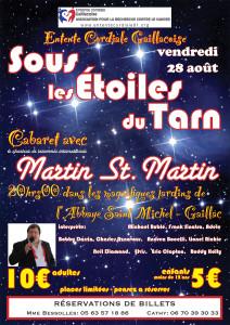 Concert de Soutien à Gaillac (81)