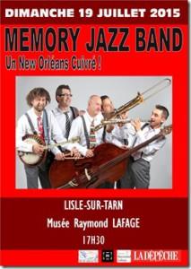 Memory Jazz Band