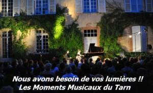 Les moments musicaux du Tarn