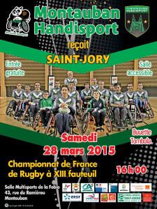 Montauban vs Saint-Juéry