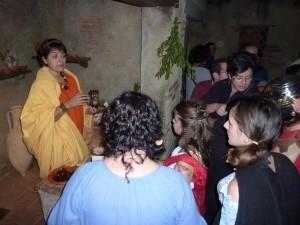 Mortelle soirée à l'Archéosite de Montans (81)