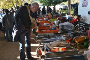 Bourse aux Motos Anciennes à Monclar de Quercy (82)