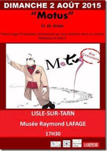 Motus - Lisle sur Tarn (81)