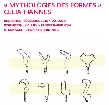 Mythologies des formes - Celia-Hannes - Nègrepelisse (82)