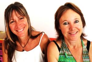 Nathalie et Maryk