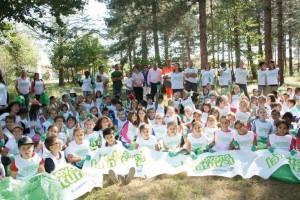 Protection nature  :Tous ensemble pour nettoyer la nature