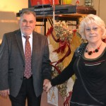Léojac. Noces d'or pour Elie et Pierrette Boyer