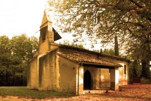 Chapelle Notre-Dame d'Oustrières