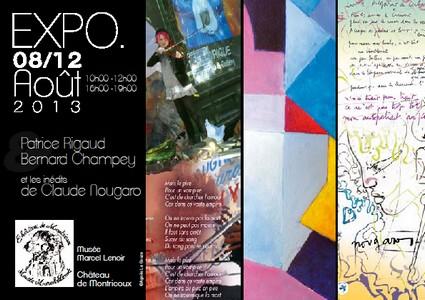 Les inédits de Nougaro EXPO