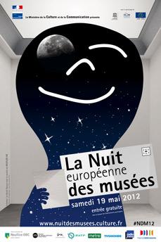 Nuit européennes des Musées 2012