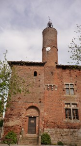 Le clocheton (Le campanile) à Bioule