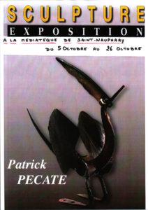 Sculptures en ferraille - Patrick PECATE