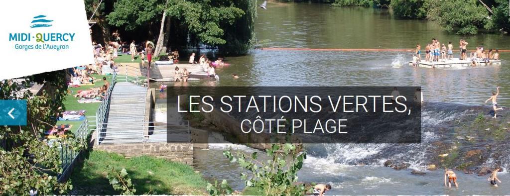 Pays Midi Quercy  - Gorges de l'Aveyron