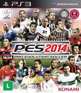 Jaquettes PES 2014 Brésil